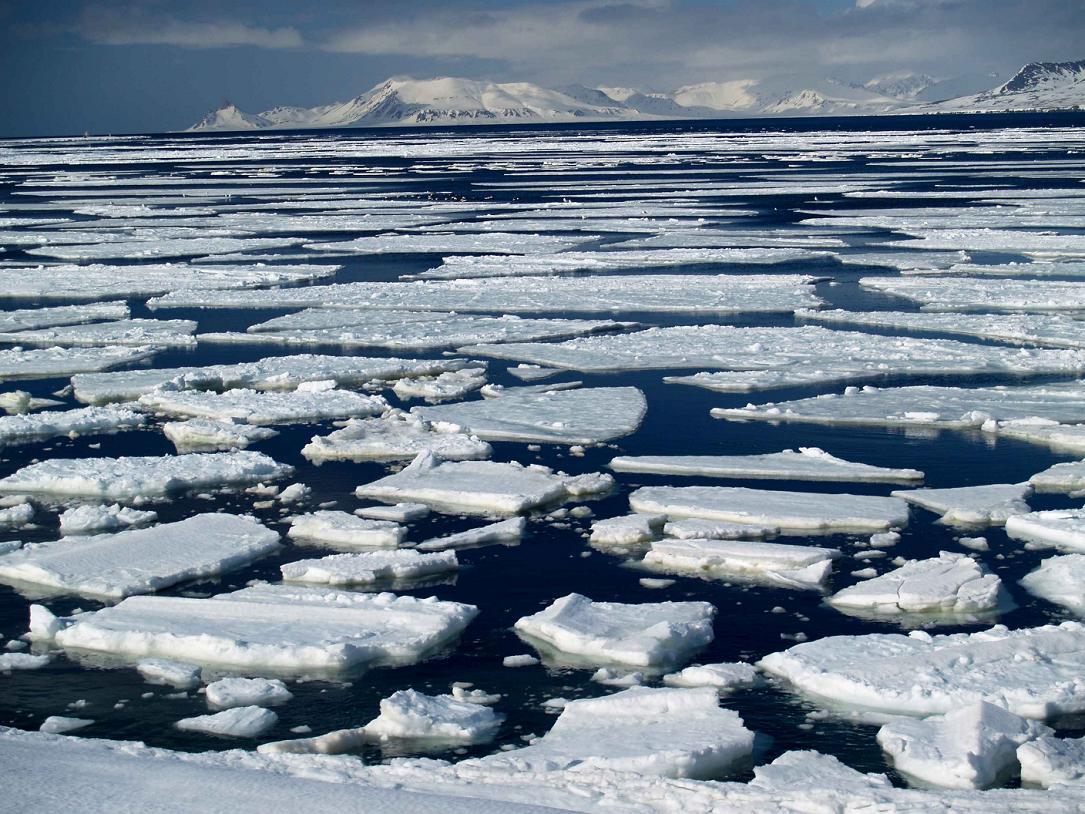 Картинки с изображением ледохода