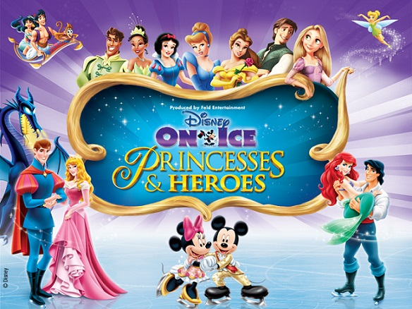 Disney on ice - Princesses and heroes