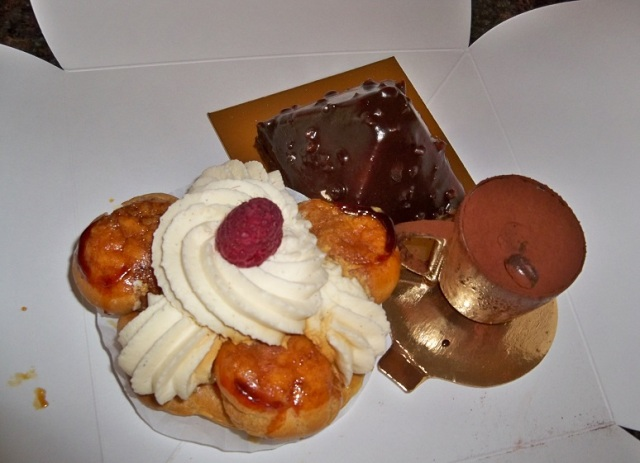 from Patisserie Chez DeGaulle