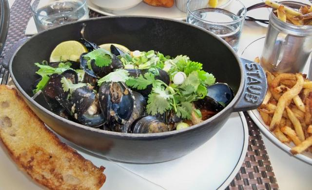 Museum Tavern - Mussles
