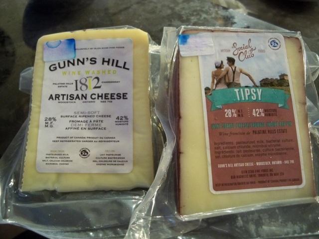 Gunn Hill cheese