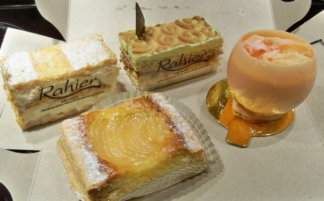 Rahier - new pastry