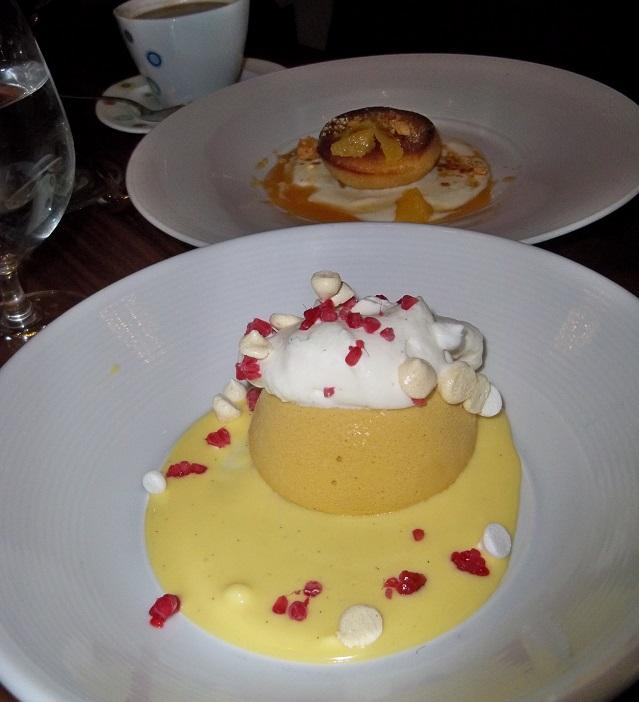 Aria - desserts