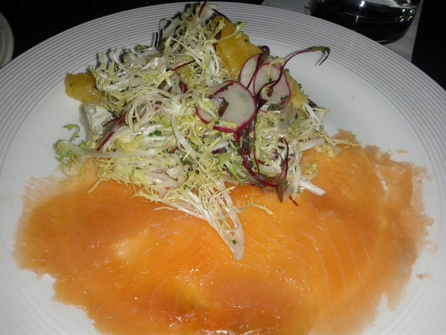 Living Room - Salmon Gravlax