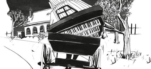 organ-scene