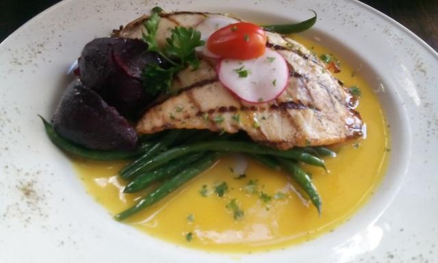 Midi bistro - Tulapia - fish of the day
