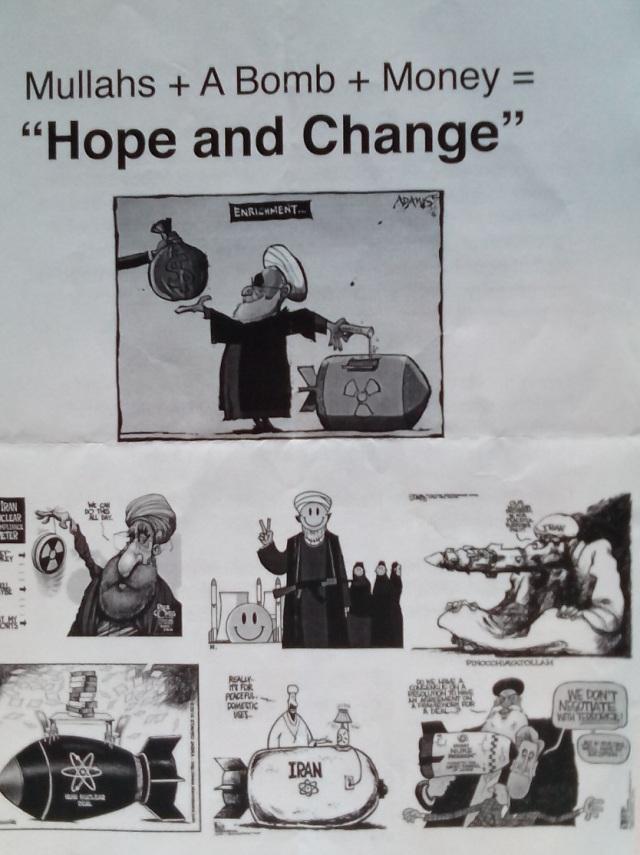 Mullahs + bomb + money