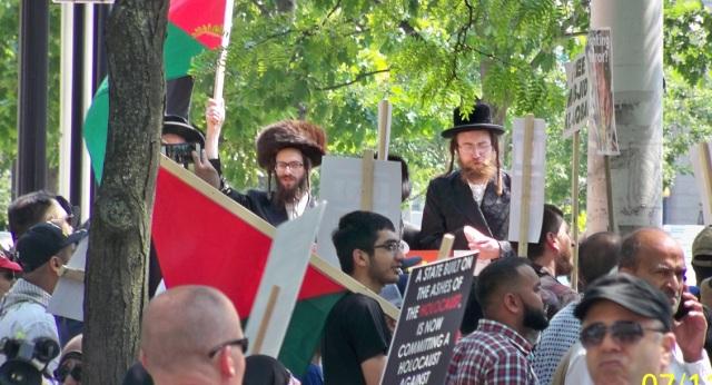 Neturei Karta - anti-Israel
