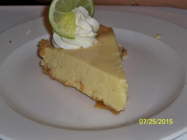 Shore club - Key Lime Pie