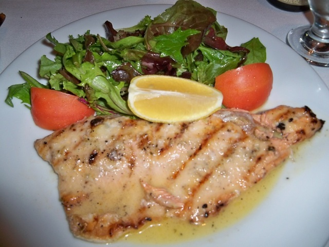 Piacere - Rainbow trout
