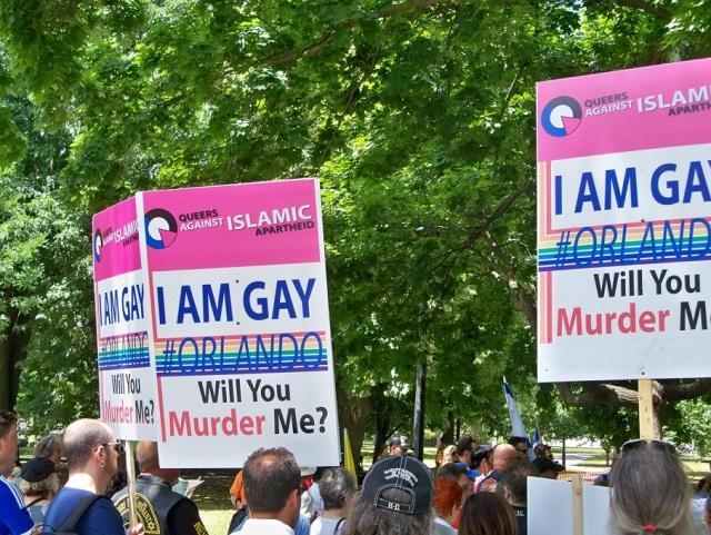 Al-Quds 2016 - gay&Orlando