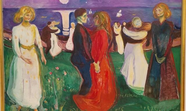 Munch - Dance of Life
