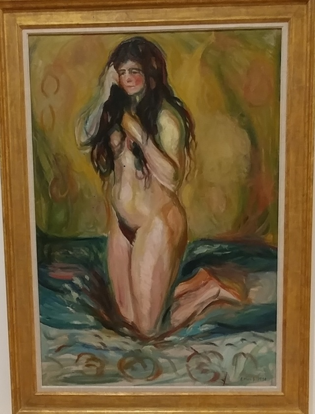 Munch - Nude