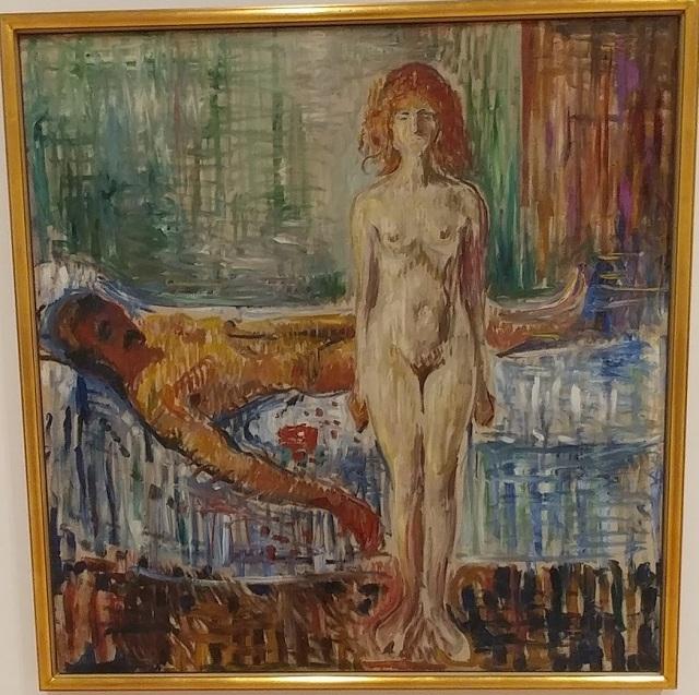 Munch - The death of Marat