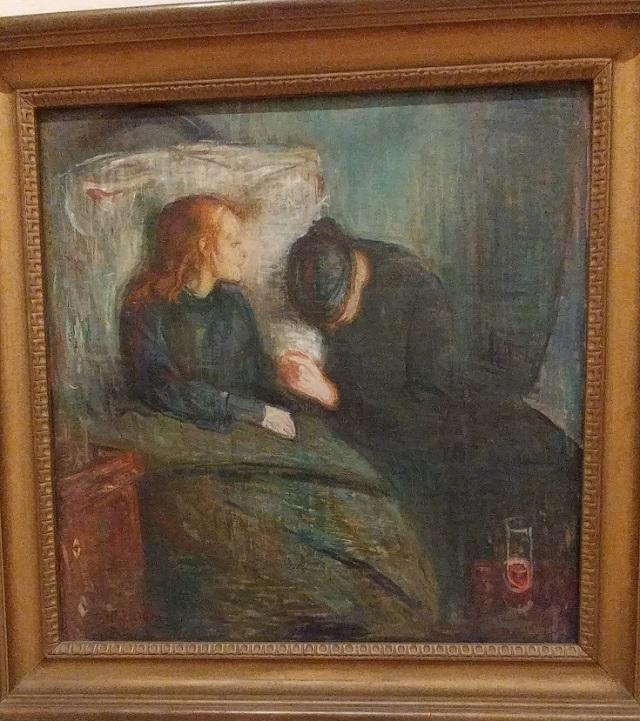 Munch - The Sick Child