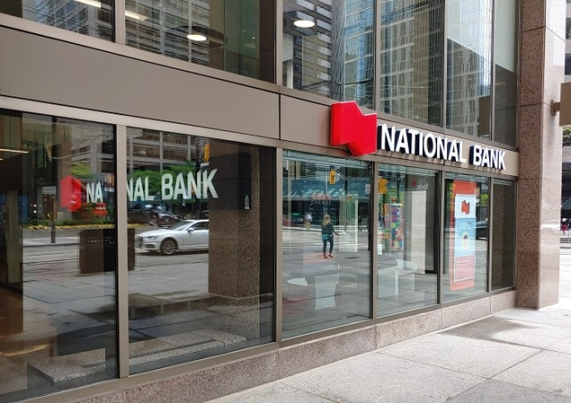 National bank - No virtue signalling