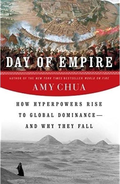 Amy Chua - Day of empire