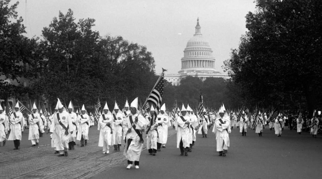 KKK in Washington