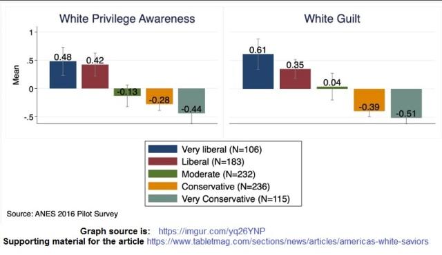White priviledge - white guilt